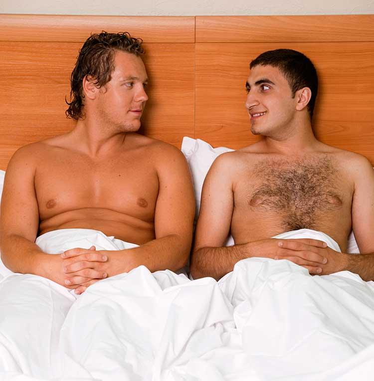 mitos sobre homosexualidade