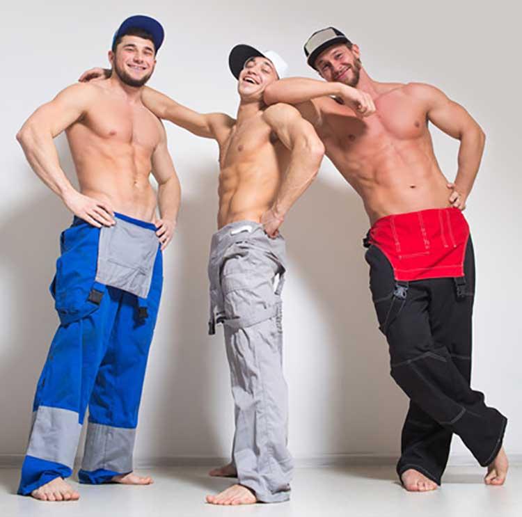 Poligamia gay